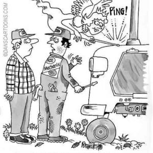 Farm Agriculture Cartoon 029 a Cartoon Image and funny joke for license by Dan Rosandich