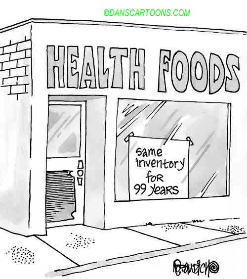 Health Exercise Cartoon 41 a Cartoon Image and funny joke for license by Dan Rosandich
