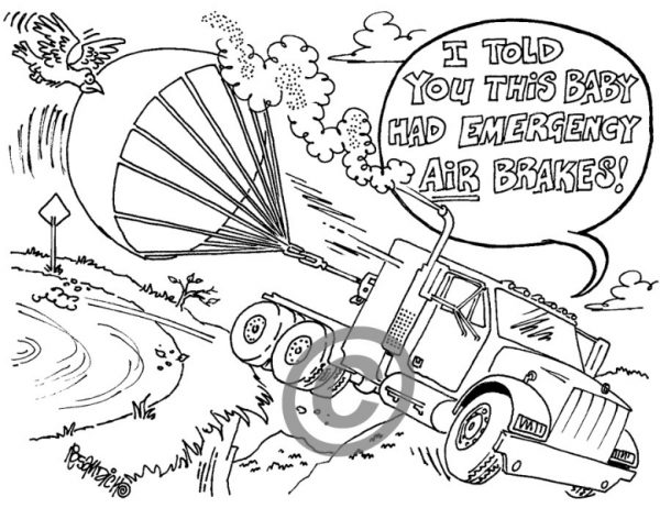 Industry Cartoon 02 a Cartoon Image and funny joke for license by Dan Rosandich