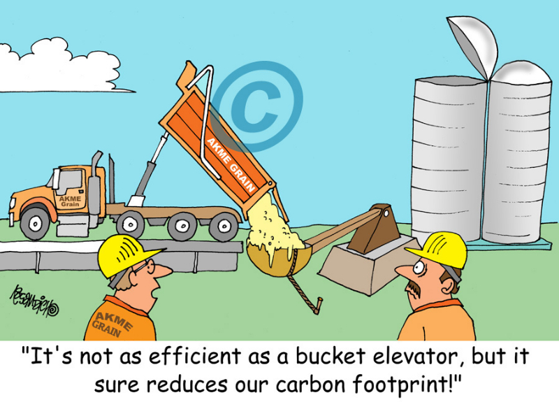 Industry Cartoon 03 a Cartoon Image and funny joke for license by Dan Rosandich