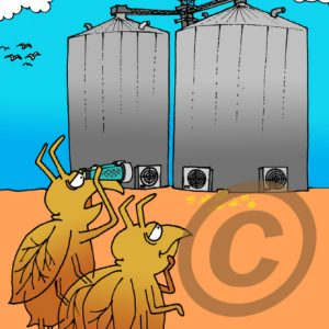 Industry Cartoon 04 a Cartoon Image and funny joke for license by Dan Rosandich
