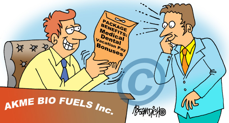 Industry Cartoon 06 a Cartoon Image and funny joke for license by Dan Rosandich