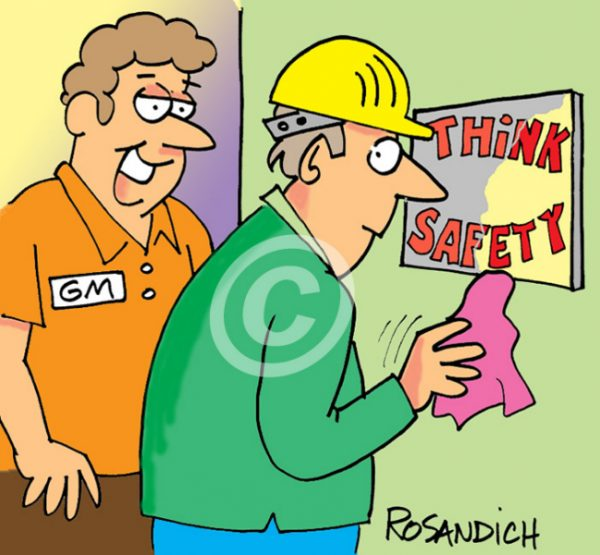 Industry Cartoon 13 a Cartoon Image and funny joke for license by Dan Rosandich
