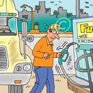 Industry Cartoon 26 a Cartoon Image and funny joke for license by Dan Rosandich