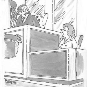 Law Legal Lawyer Cartoon 001