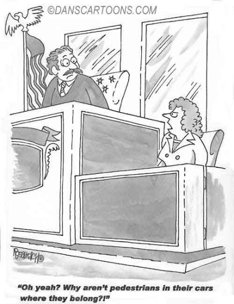 Law Legal Lawyer Cartoon 001 a Cartoon Image and funny joke for license by Dan Rosandich