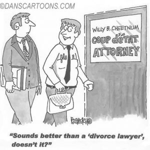 Law Legal Lawyer Cartoon 003