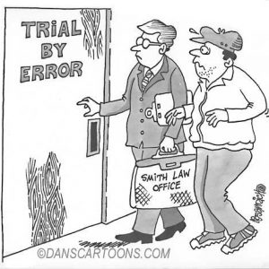 Law Legal Lawyer Cartoon 026 a Cartoon Image and funny joke for license by Dan Rosandich