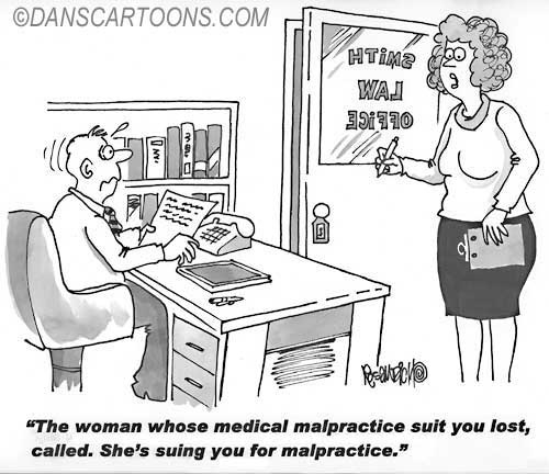 Law Legal Lawyer Cartoon 028 a Cartoon Image and funny joke for license by Dan Rosandich