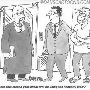 Law Legal Lawyer Cartoon 029 a Cartoon Image and funny joke for license by Dan Rosandich