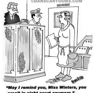 Law Legal Lawyer Cartoon 060 a Cartoon Image and funny joke for license by Dan Rosandich