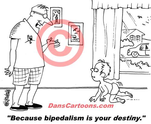 Pediatrician Cartoon 075 a Cartoon Image and funny joke for license by Dan Rosandich