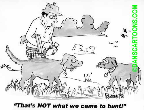 Pet Animal Cartoon 22 a Cartoon Image and funny joke for license by Dan Rosandich