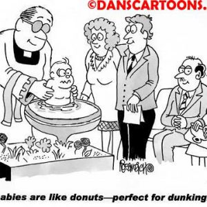 Religion Church Cartoon 61 a Cartoon Image and funny joke for license by Dan Rosandich