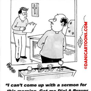 Religion Church Cartoon 89 a Cartoon Image and funny joke for license by Dan Rosandich