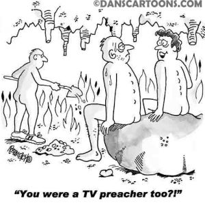 Religion Church Cartoon 93 a Cartoon Image and funny joke for license by Dan Rosandich