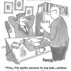 Business Cartoon Biz 030   a Cartoon Image and funny joke for license by Dan Rosandich