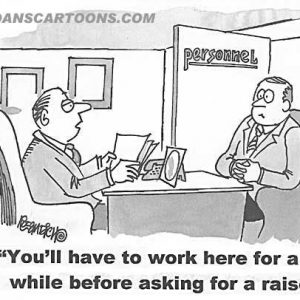 Business Cartoon Biz 044   a Cartoon Image and funny joke for license by Dan Rosandich