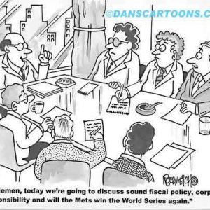 Business Cartoon Biz 244   a Cartoon Image and funny joke for license by Dan Rosandich