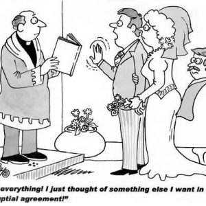 Wedding Marraige Cartoon 13    a Cartoon Image and funny joke in the genre of marriage. Images for license by Dan Rosandich