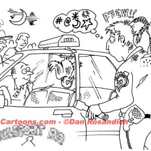 Law Enforcement Police Cartoon 102