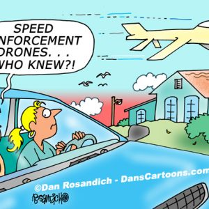 Law Enforcement Police Cartoon 11