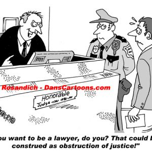 Law Enforcement Police Cartoon 13
