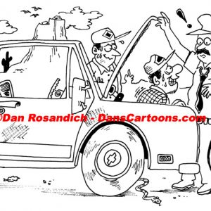 Law Enforcement Police Cartoon 168