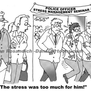 Law Enforcement Police Cartoon 17