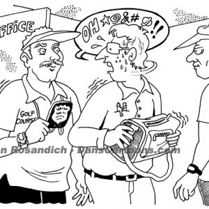 Law Enforcement Police Cartoon 172