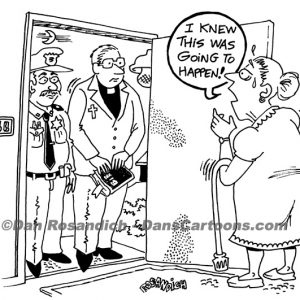 Law Enforcement Police Cartoon 173