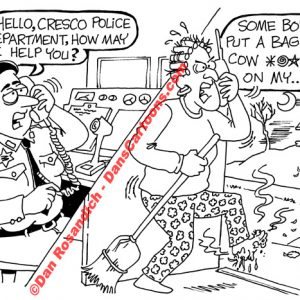Law Enforcement Police Cartoon 183