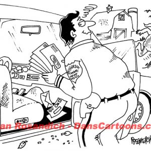 Law Enforcement Police Cartoon 187