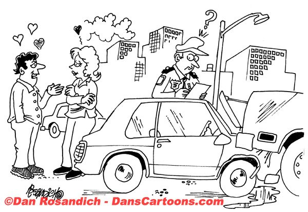 Law Enforcement Police Cartoon 224
