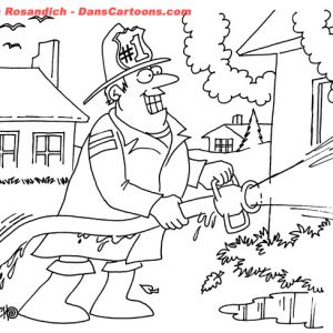 Law Enforcement Police Cartoon 340