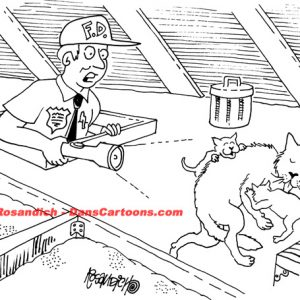 Law Enforcement Police Cartoon 342