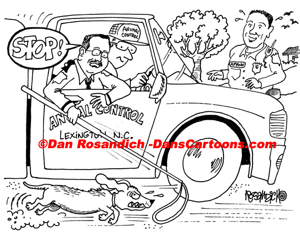 Law Enforcement Police Cartoon 53