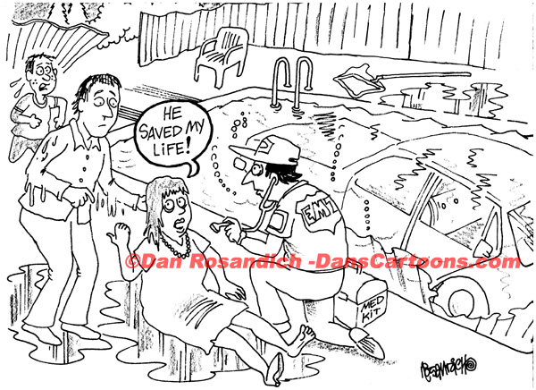 Law Enforcement Police Cartoon 57