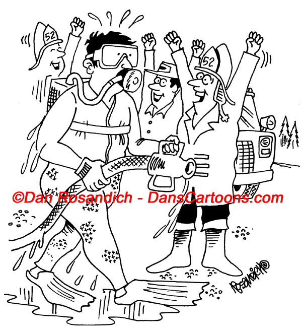 Law Enforcement Police Cartoon 65