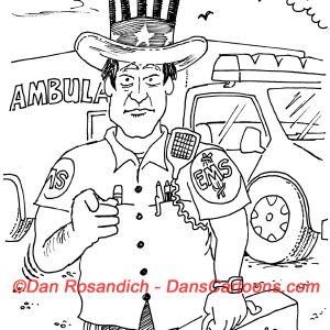 uncle sam recruiting paramedics