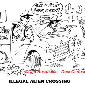 Law Enforcement Police Cartoon 7