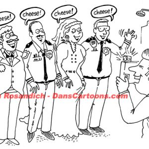 Law Enforcement Police Cartoon 82
