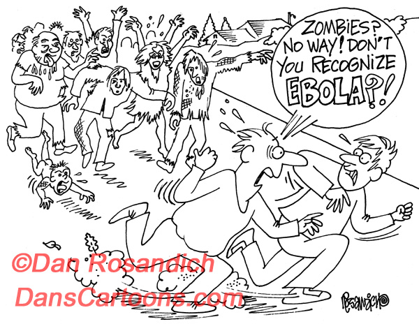 ebola zombies cartoon