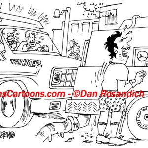 Firefighter Cartoon 10