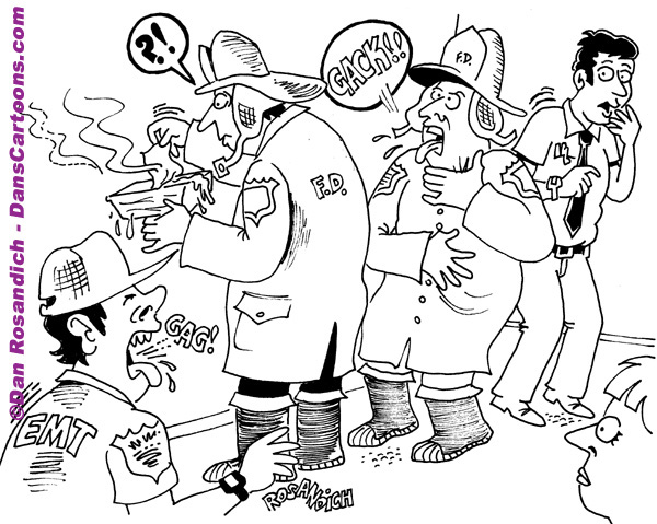Firefighter Cartoon 20