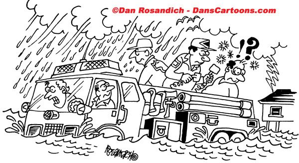 Firefighter Cartoon 40
