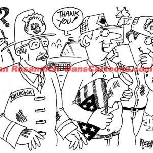 Firefighter Cartoon 9
