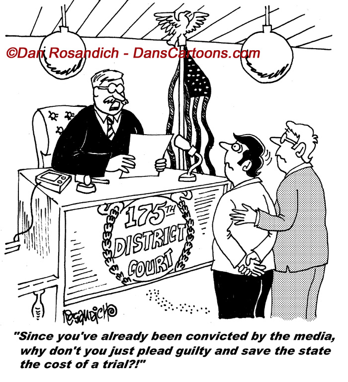 convicted by media