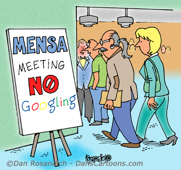 mensa gathering