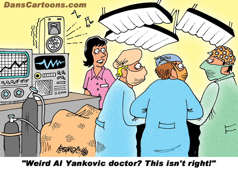 Surgery Cartoons About Operating Rooms And Surgical Cartoon Humor